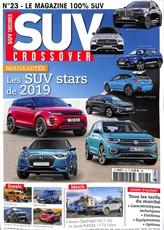 SUV Crossover N° 23 Décembre 2018