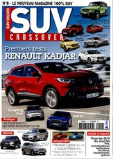 SUV Crossover N° 26 Septembre 2019