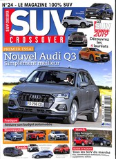 SUV Crossover N° 24 Mars 2019