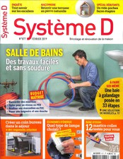 Système D N° 877 Janvier 2019