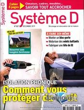 Système D N° 887 Novembre 2019
