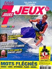 Télé 7 Jours Jeux N° 75 Mai 2019