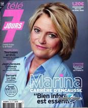 Télé 7 Jours N° 3120 Mars 2020