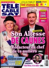 Télé Cable Sat Hebdo N° 1507 Mars 2019