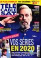 Télé Cable Sat Hebdo N° 1550 Janvier 2020