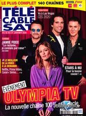 Télé Cable Sat Hebdo N° 1551 Janvier 2020
