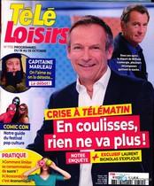 Télé Loisirs N° 1755 Octobre 2019