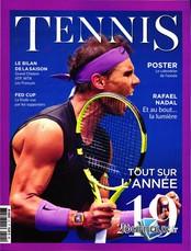 Tennis magazine N° 511 Décembre 2019
