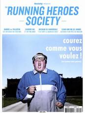 The Running Heroes Society N° 10 Juillet 2019