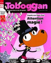 Toboggan N° 459 Janvier 2019