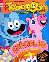 Toboggan N° 466 Août 2019