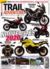 Trail adventure magazine N° 1 Août 2020