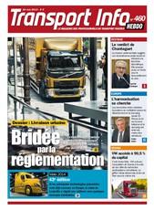 Transport Info hebdo N° 397 Janvier 2020
