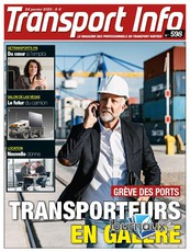 Transport Info hebdo N° 598 Janvier 2020