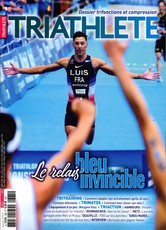 Triathlete N° 385 Août 2019