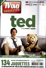 TV DVD Jaquettes N° 207 Janvier 2020