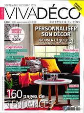 Viva Déco + N° 3 Novembre 2016