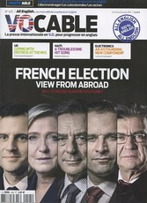 Vocable All English N° 488 Janvier 2020