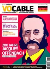 Vocable Allemand N° 797 Juin 2019