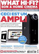 What HIFI ? Son et Home cinéma N° 182 Juillet 2019