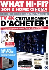 What HIFI ? Son et Home cinéma N° 188 Janvier 2020
