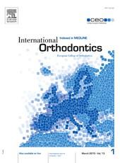 International orthodontics Février 2012