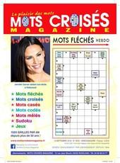 Mots Croisés Magazine Septembre 2011