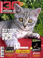 30 Millions d'Amis N° 350 Mars 2017