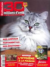30 Millions d'Amis N° 355 Septembre 2017