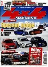 4x4 magazine N° 415 Janvier 2017