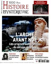 5000 ans d'Histoire mystérieuse N° 32 Novembre 2016