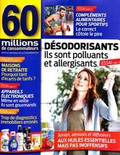 60 Millions de consommateurs N° 538 May 2018