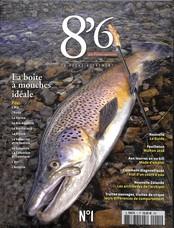 8'6 Pêches sportives - La pêche autrement N° 1 March 2018