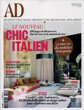 AD - Architectural digest N° 141 Mars 2017