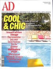AD - Architectural digest N° 142 Juin 2017