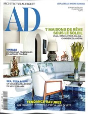 AD - Architectural digest N° 149 July 2018