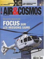 Air et Cosmos N° 2544 Avril 2017