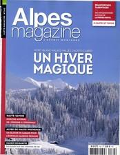 Alpes Magazine N° 162 Novembre 2016