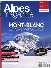 Alpes Magazine N° 163 Janvier 2017