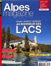 Alpes Magazine N° 166 Juillet 2017