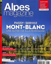 Alpes Magazine N° 167 Septembre 2017