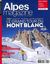 Alpes Magazine N° 169 Janvier 2018
