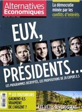 Alternatives économiques N° 367 Mars 2017
