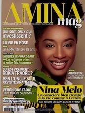 Amina N° 562 Février 2017