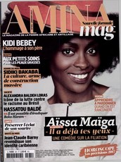 Amina N° 561 Décembre 2016