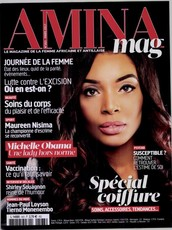 Amina N° 563 Mars 2017