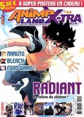Animeland Xtra N° 44 Janvier 2017