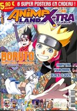 Animeland Xtra N° 46 Juillet 2017