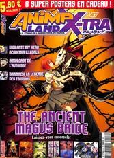 Animeland Xtra N° 47 Octobre 2017