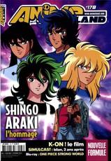 AnimeLand N° 216 Mai 2017